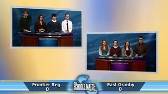 Frontier Regional vs. East Granby (Feb. 24, 2018)