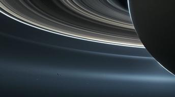 Front Row Seat to Saturn