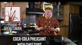 Coca-Cola Pheasant with Chef Curt