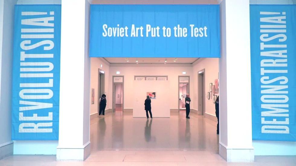 Art Institute Highlights Revolutionary Art from Soviet Union image