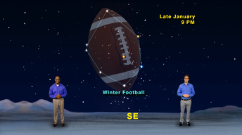 """The Winter Football""  Jan 15-21st 1 Min"