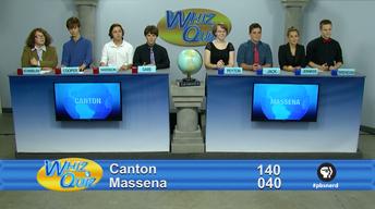 Canton vs. Massena 2017