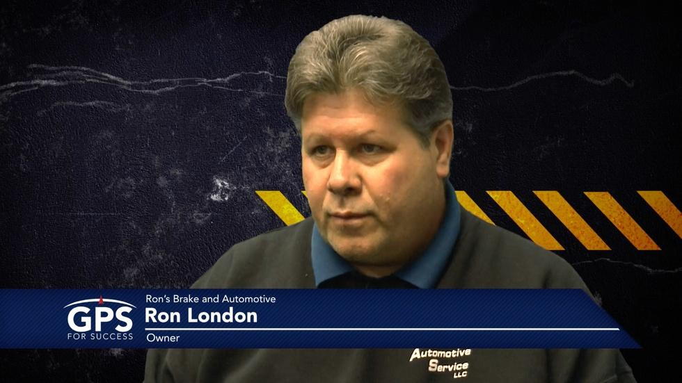 Ron London Extended Interview image