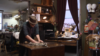 The Art of Taxidermy, Anna and the Annadroids Preview