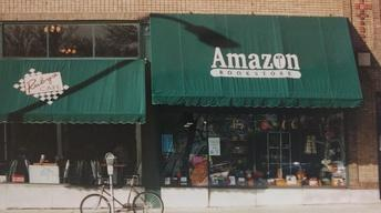 The Real Amazon Bookstore