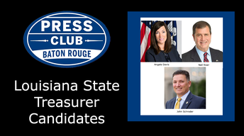 09/25/17 - State Treasurer Candidates