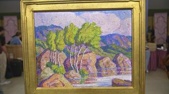 S21 Ep23: Appraisal: 1937 Birgir Sandzén Landscape