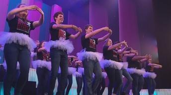 Oconomowoc High School performs at the 2017 Tommy Awards