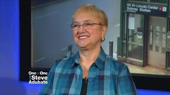"Lidia Bastianich Shares New Book ""My American Dream"""