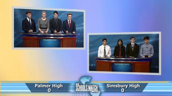 Palmer High vs. Simsbury High (Feb. 3, 2018)