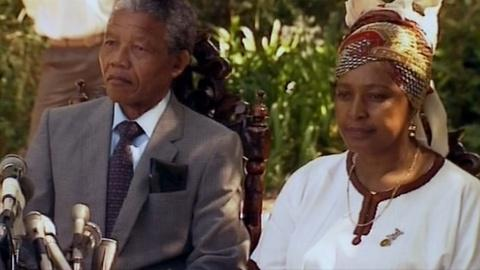 "Independent Lens -- Winnie - Losing Her Identity as ""Mandela's Wife"" - Clip"