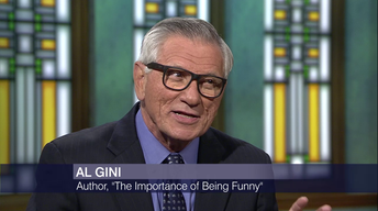 Al Gini on 'The Importance of Being Funny'