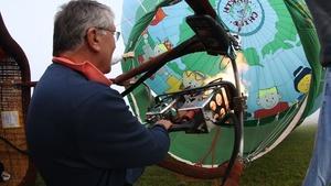 The Great Plains Balloon Race - 2017