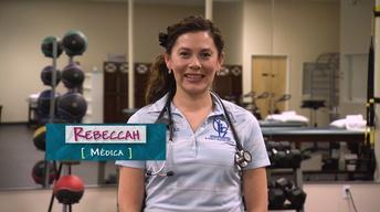 Rebeccah Rodriguez Regner – Médica