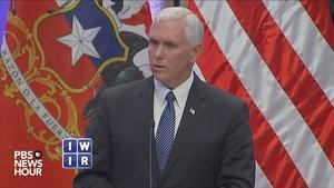 Vice President Pence - August 18, 2017