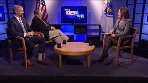 The State We're In: Sen. Adam Hinds & Rep. John Barrett III
