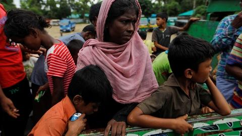 PBS NewsHour -- What can stop extreme violence against Rohingya Muslims?