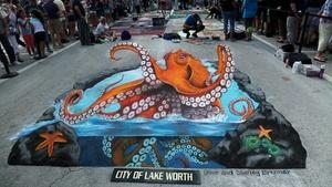 Episode 523- Lake Worth Street Painting Festival and more!