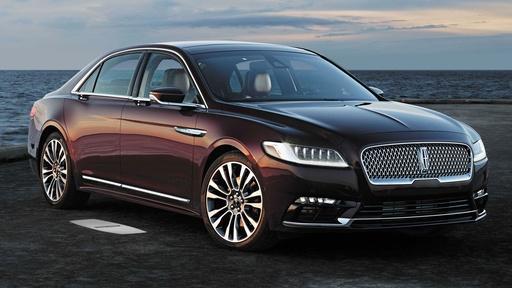 S36 Ep32: 2017 Lincoln Continental & 2017 Infiniti QX30 Video Thumbnail