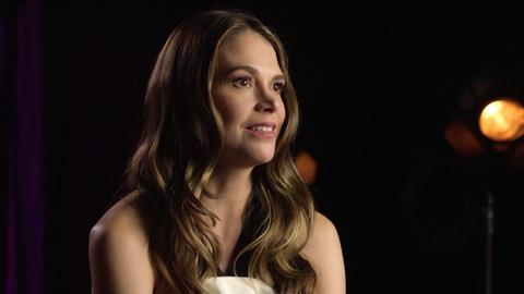 Live From Lincoln Center -- Inside Look with Sutton Foster