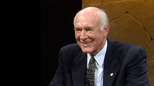 Idaho Governor Cecil Andrus