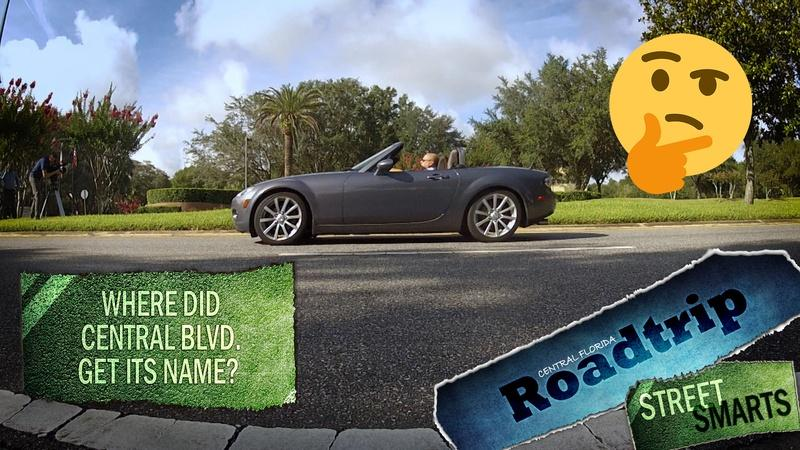 Central Florida Roadtrip Street Smarts: Central Blvd.