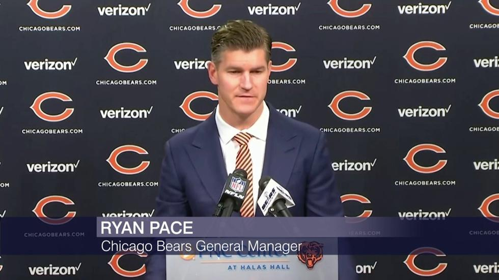 Chicago Bears Begin Coaching Search image