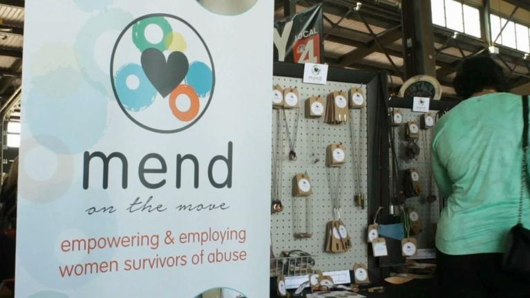 Detroit Performs : MEND on the Move