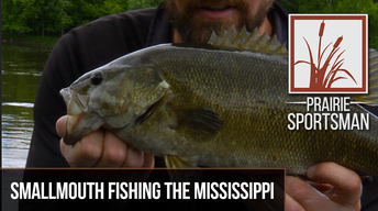 Smallmouth Fishing the Mississippi