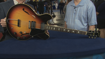 S22 Ep6: Appraisal: 1968 Gibson ES335 Electric Guitar