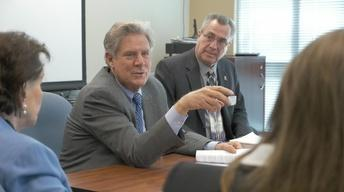 Pallone hears concerns over pending GOP tax cuts