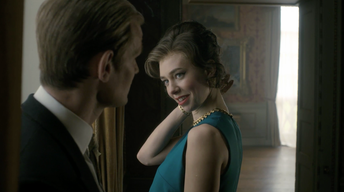 """Matt Smith and Vanessa Kirby for """"The Crown"""""""