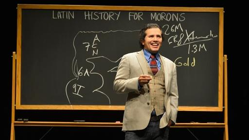 John Leguizamo's Road to Broadway Preview