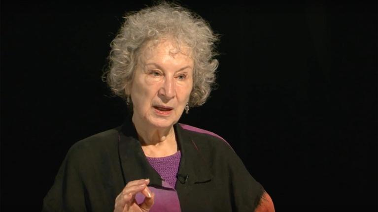 Living St. Louis: Margaret Atwood Interview