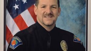Sanger High: Officer Warde