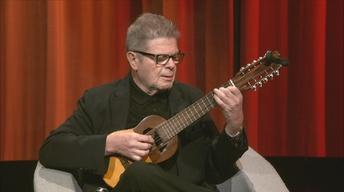 "Gustavo Santaolalla Performs The Music of ""Arrabal"""