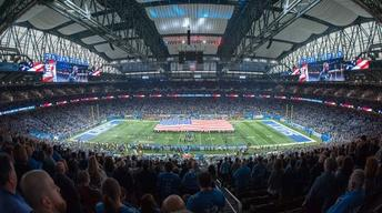 NFL ratings drop in a tumultuous year for football. Why?