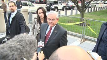 Jury to restart deliberations in Menendez trial