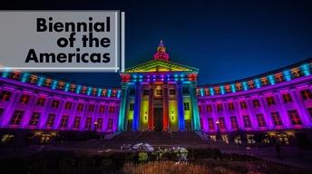 The art and culture of the Americas converges in Denver