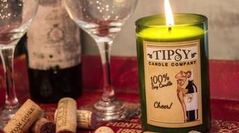 611: Tipsy Candle Company