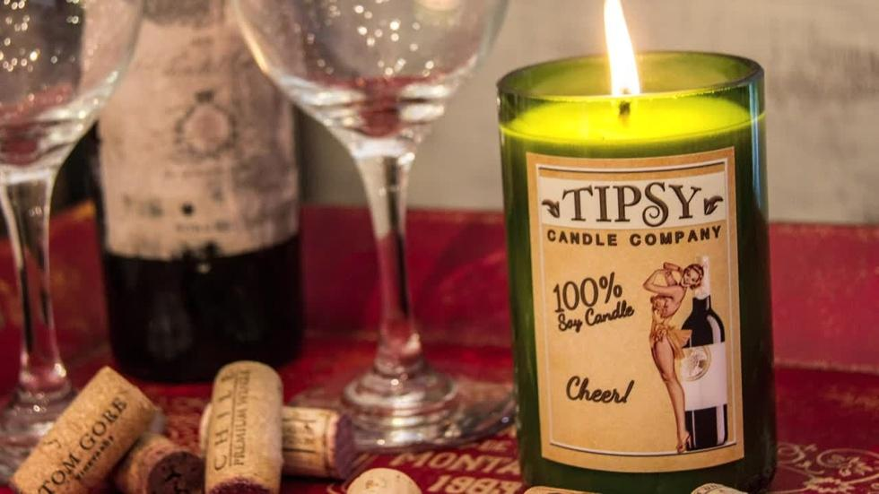 611: Tipsy Candle Company image