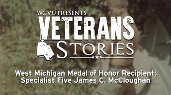 Specialist Five James C. McCloughan