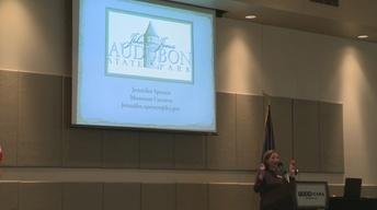 Regional Voices: Jennifer Spence, Audubon State Park