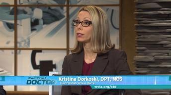 Kristina Dorkoski, DPT, NCS