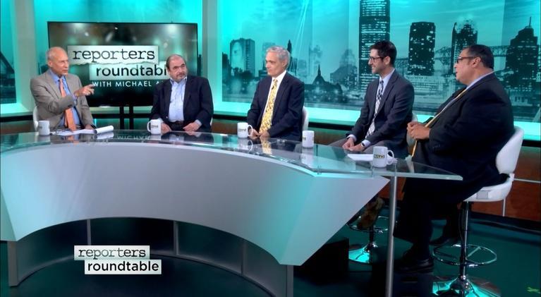 Reporters Roundtable: Using Sen. Menendez's Words Against Him