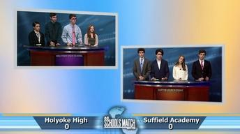 Holyoke High vs. Suffield Academy (March 24, 2018)