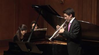 Trumpeter Noah Dugan Graduation Recital