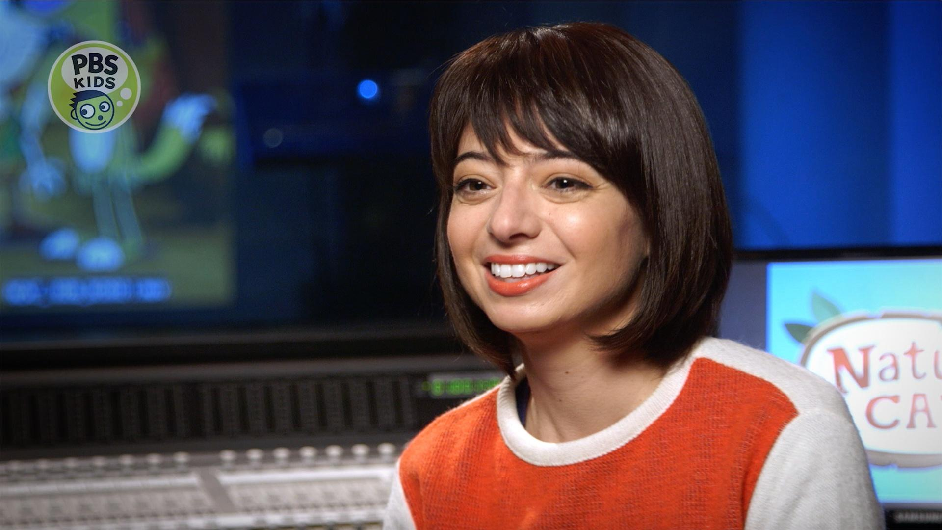 Kate Micucci: Learning Can Be Fun and Silly