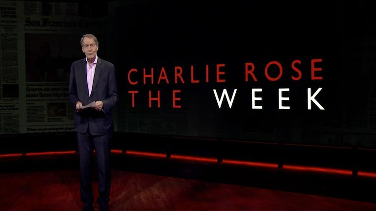 Charlie Rose The Week: August 4, 2017