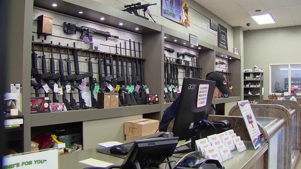 Proposed Legislation Targets Illinois Gun Retailers image